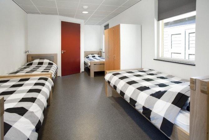Slaapkamer de Landerij 't Volderke